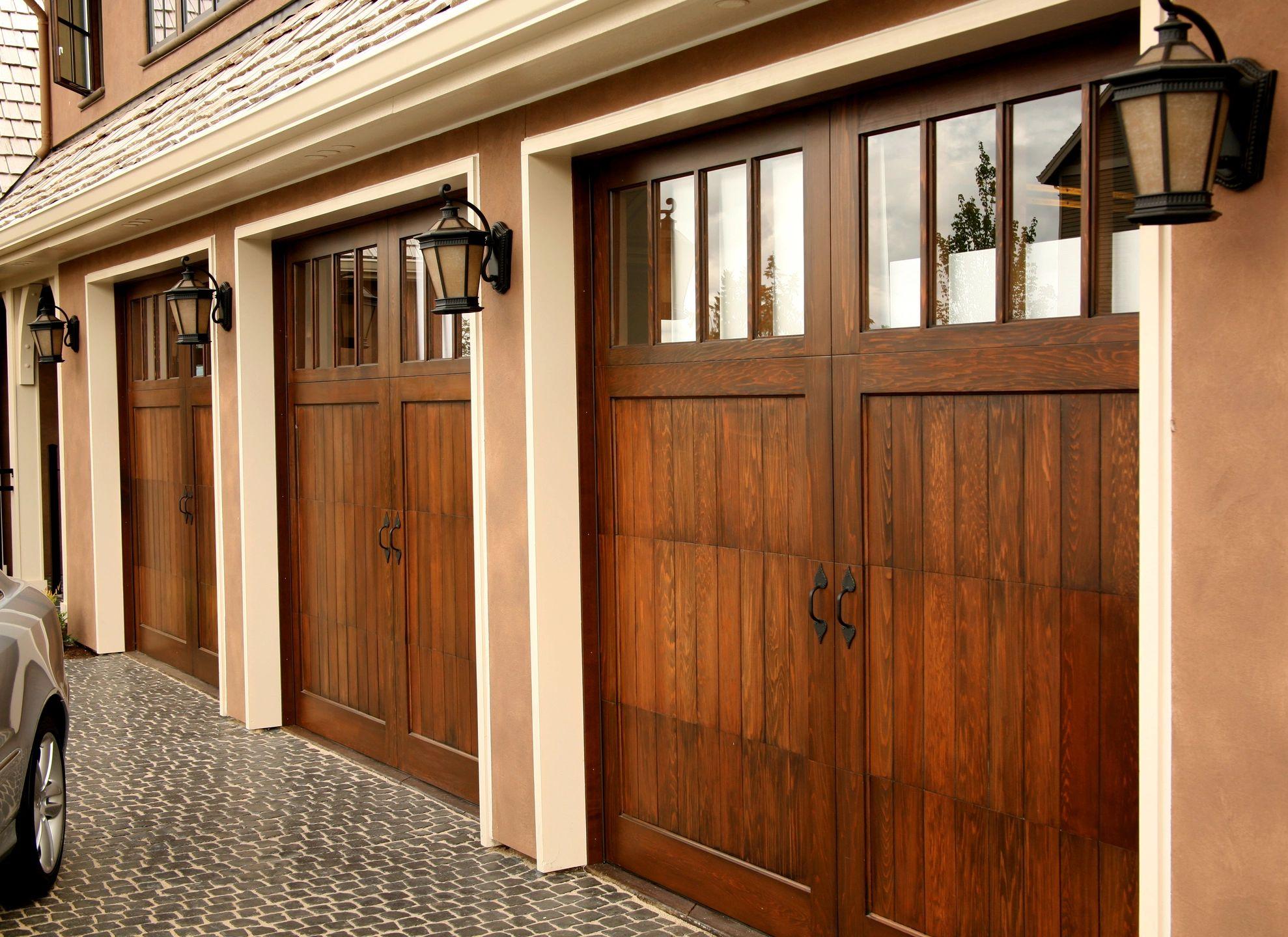 Bent Garage Door Tracks What To Do Elk Grove Garage Door Co